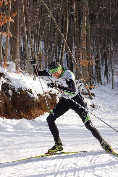 Team Priority Health/Team NordicSkiRacer Dan Yankus