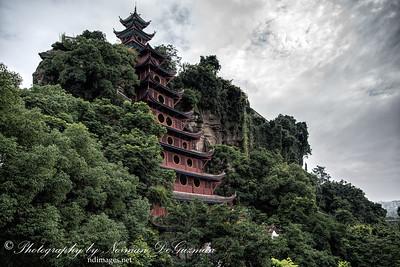 Shibaozhai, China