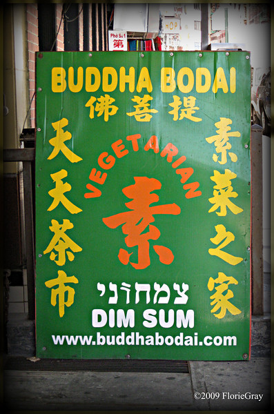 Dim Sum  ©2009 FlorieGray
