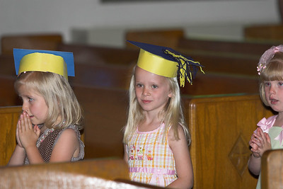 Stephanie Pre-School Graduation
