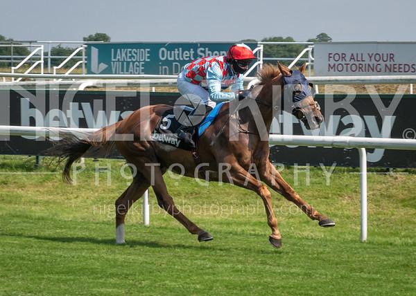 Race 7 - Red Verdon
