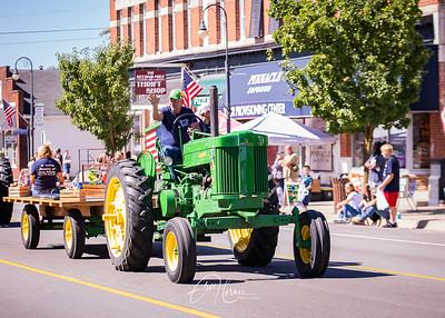 2021 Tractors