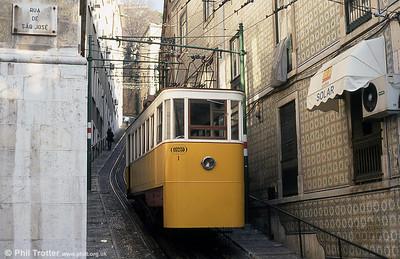 Lisbon (PT) • Funiculars