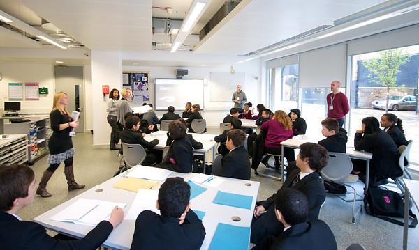 DV In-School Workshop - Chelsea Academy