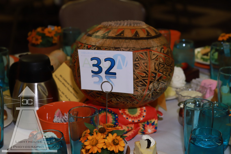 Table 32 by Myra Dean and Donna Albus