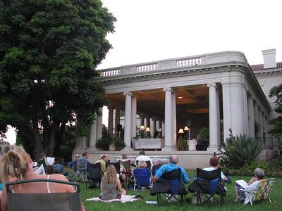 2009_07_25 Concert at Huntington Gardens
