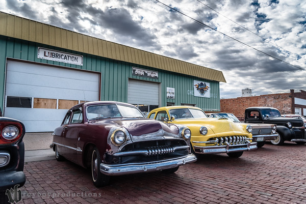 2016 Goodland Flatlander Fall Festival Car Show