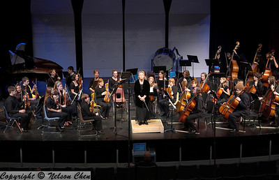 2007-12-13 BHS Winter Orchestra Concert (WO2) - Symphony Orchestra