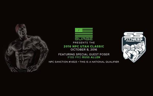 2016 NPC Utah Classic