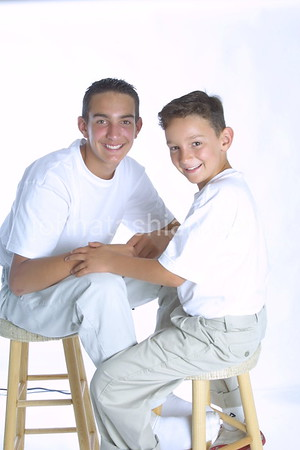 Fraoili Family Portraits - 2002