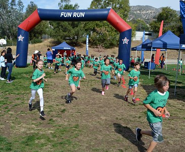 PCR Kids Kick Up Funds at Jog-a-Thon