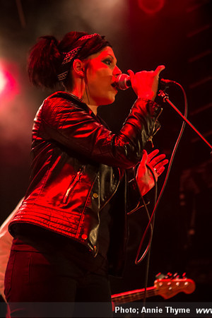 Street Dogs - Devils Brigade - The Interrupters - Jason Cruz and The Howl - at House of Blues - Anaheim, CA - March 14, 2014