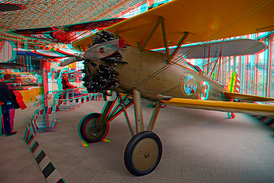 3D Boeing Museum of Flight April 2016