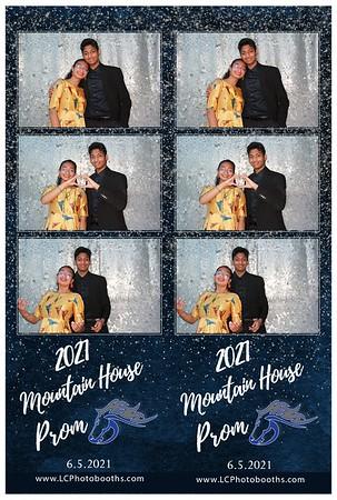 Mountain House High School Prom Night 2021