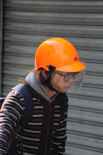 Coolest Scooter Helmet in Macau