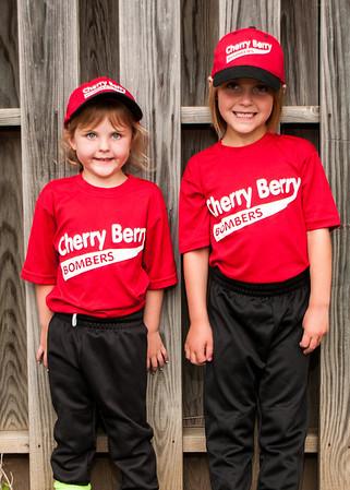 Cherry Berry Bombers