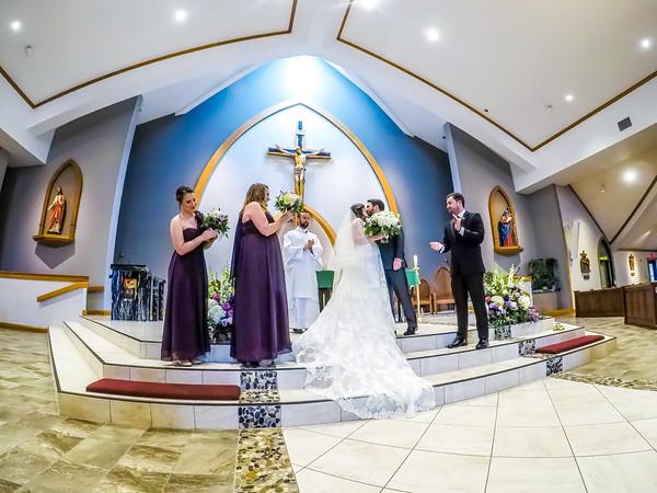 Meg & Bill Wedding Timelapse Videos