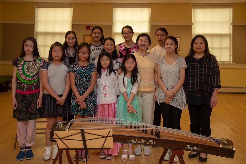 Guzheng Recital