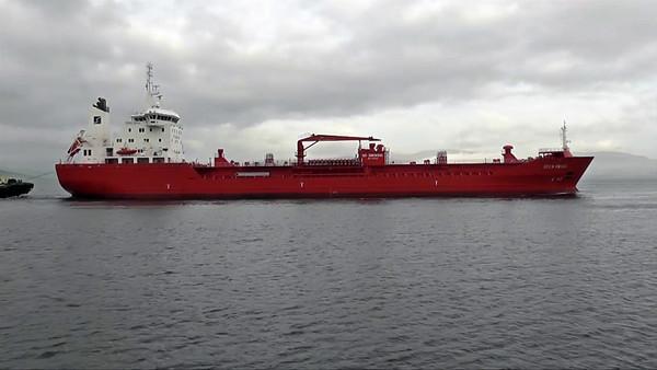 Tanker Ships - Video