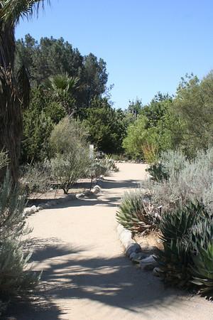 Rancho Santa Ana Botanic Garden: Trips