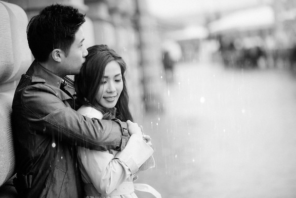Overseas Pre-Wedding - Velda and Kenelm - Switzerland A