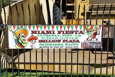 2018 Miami AZ Fiesta, Bullion Plaza  Cultural Center & Museum & road trip