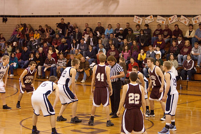 Boys Basketball 01/10/10