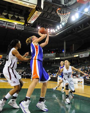 Womens MVC Basketball Tournament