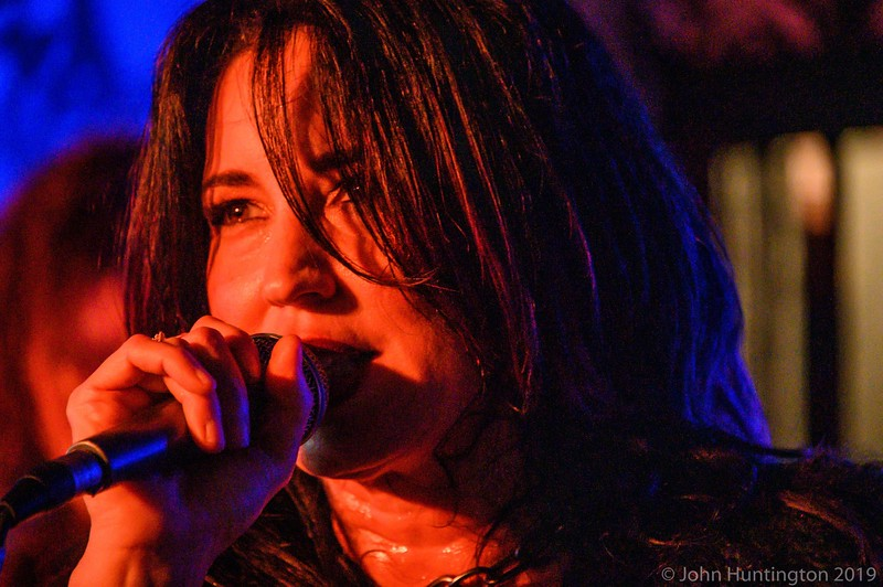 Soraia at Buzzbin, Canton Ohio, October 11, 2019