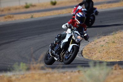 #98 - Terry Honda CBR 500 Red-Black
