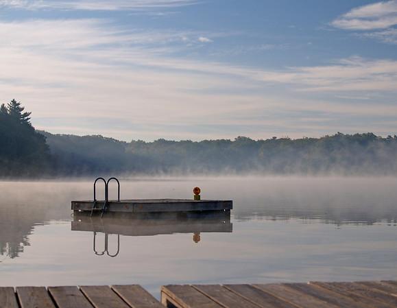 Random Lake Shots
