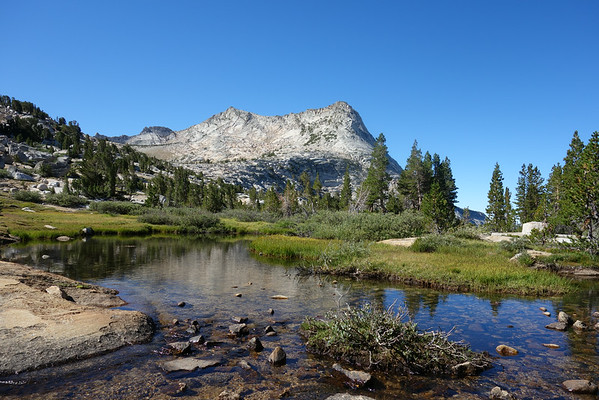 Vogelsang Peak  (11,516) -  Aug 17, 2014