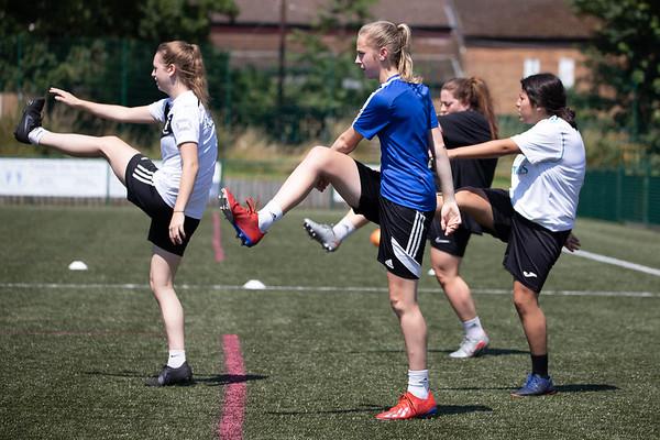 Fitness Training, 18 July 2021