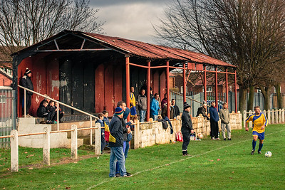 Fryston v. Graziers, Wakefield Sunday League Landlords Trophy 2nd round, 30/12/2018