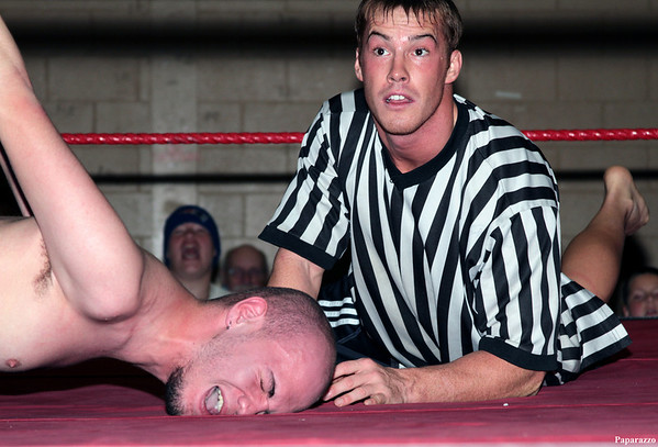 IWE Wrestling: Fairfield, Maine 10/15/2010 (Volume Four)