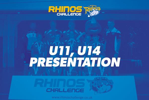 U11, U14 PRESENTATION
