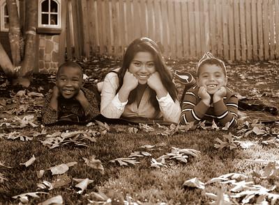 Gretchen Randolph & Family