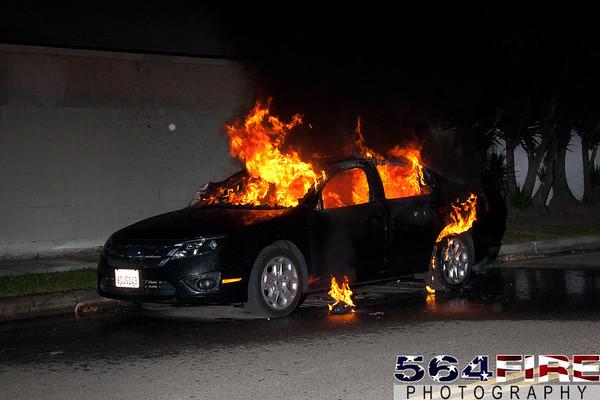 LAFD - Auto Fire - 3-4-12