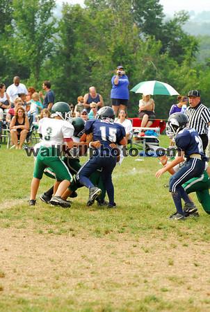 Wallkill Fighting Panthers vs Cornwall - Football - 9-9-07