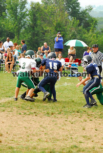 Wallkill Fighting Panthers vs Cornwall - Football - 9-9-07