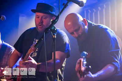Stuart Landon & the Angels with Dirty Faces - The Bodega - 15/03/2020