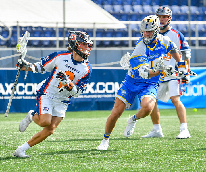 July 20, 2020 Annapolis, MD Navy-Marine Corps Memorial Stadium Philadelphia Barrage vs Connecticut Hammerheads. Photography Credit: Alex McIntyre