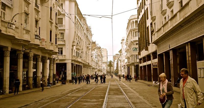Boulevard Mohammed V, Casablanca