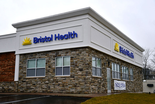 2/13/2020 Mike Orazzi | Staff The Bristol Health building in Southington.