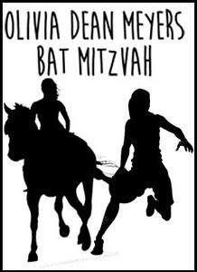 Olivia Dean Meyer's Bat Mitzvah