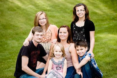 The Jordan Family 2012