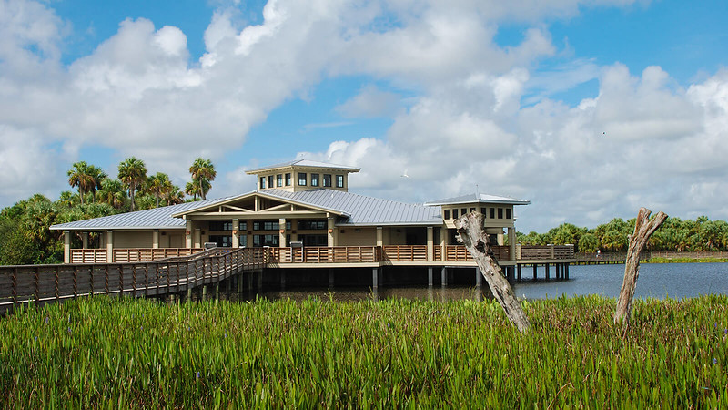 Nature Center at Green Cay
