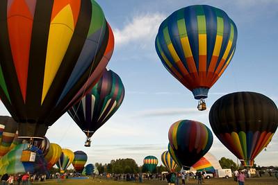 Art and Air Festival (Hot Air Balloons)