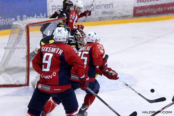 S2 Lørenskog Ishockeyklubb - Stavanger Oilers (130318)
