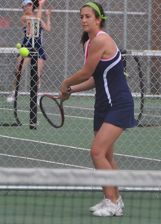 Albemarle girls tennis drops Forest Park 2013